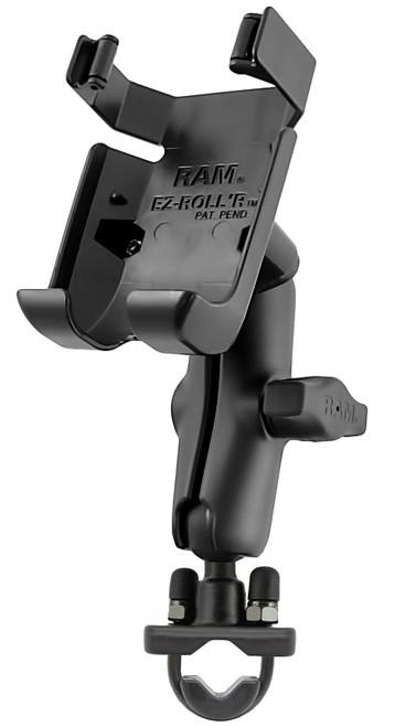 RAM Mount Handlebar Rail Garmin GPSMAP 78 Cradle Kit