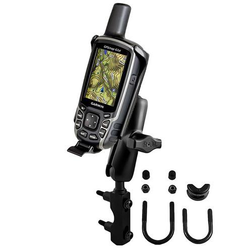 RAM Mount Combination Garmin GPSMAP 62 64 Astro 320 Cradle Kit