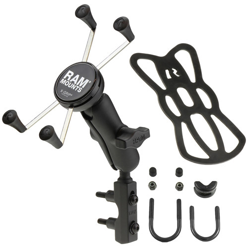 RAM Mount Combination Reservoir & U-Bolt Large X-Grip Kit