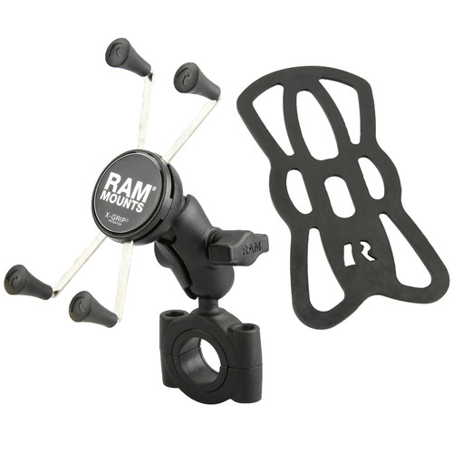 RAM Mount 28mm-38mm TORQUE Large Universal X-Grip Kit