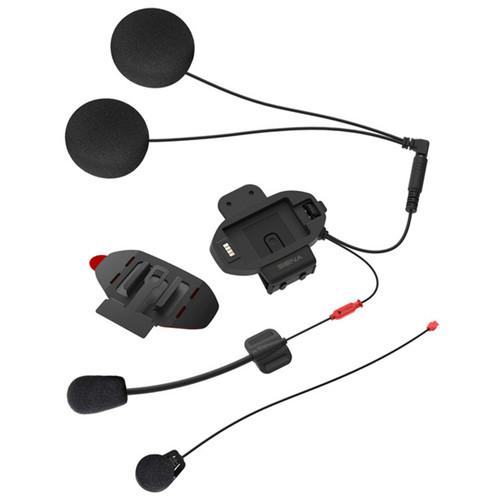 Sena SF1 SF2 SF4 Helmet Clamp Kit with HD Speakers