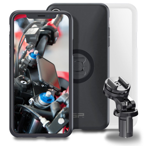 SP Connect Apple iPhone XR & iPhone 11 Moto Stem Kit
