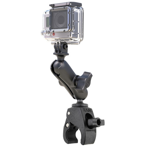 RAM Mount Tough-Claw GoPro Action Camera Kit