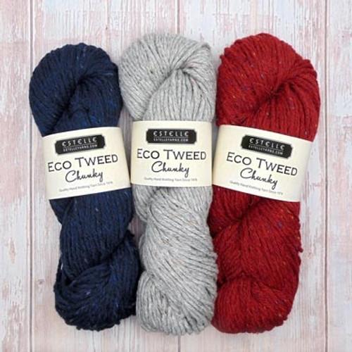 Eco Tweed Chunky