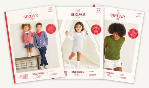 Sirdar Pattern Books