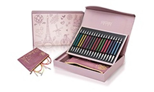 Royale Luxury Interchangeable Needle Set