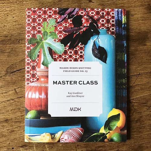 Mason-Dixon master Class Field Guide No. 13