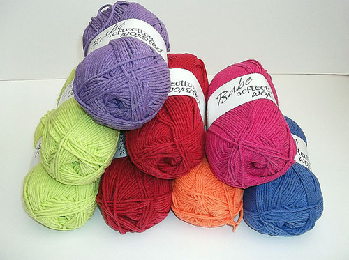 BabeSoft Cotton - Worsted
