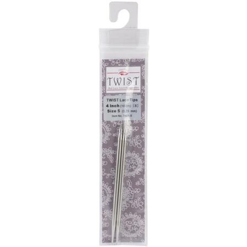 "3""Twist SS Lace Tips By ChiaoGoo in [M] [Mini][S]"