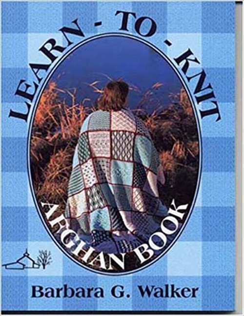 Learn-To-Knit Afghan Book