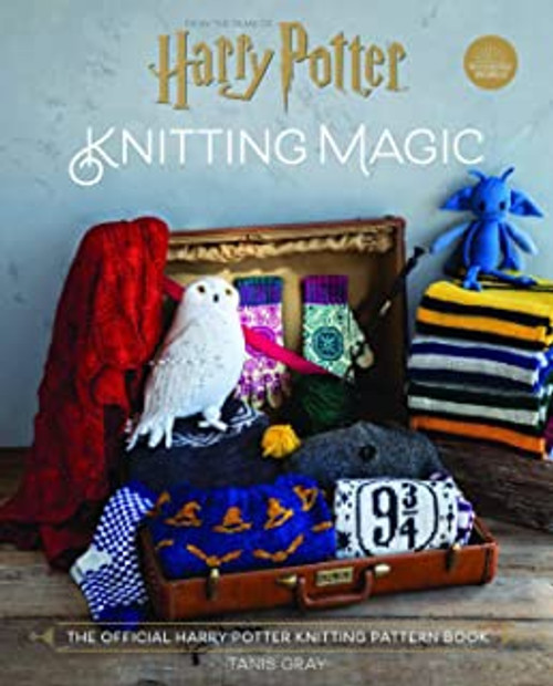 28 Official Patterns Inspired by The Harry Potter Films