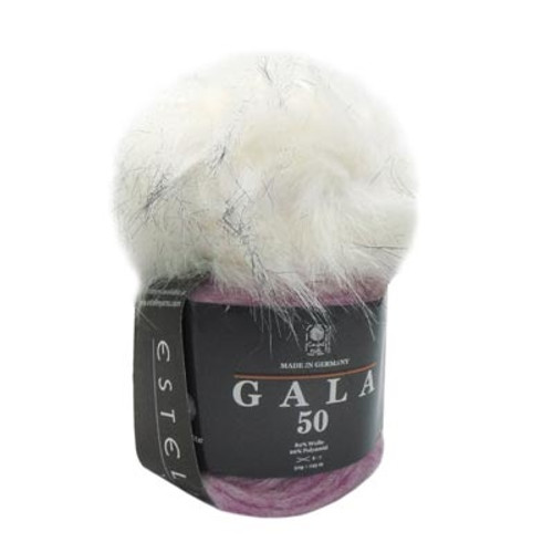 Gala 50 Hat Kit with Snap on Pompom