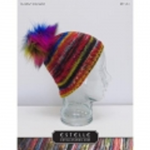 Lumiere Hat Kit  with Pompom - By Estelle