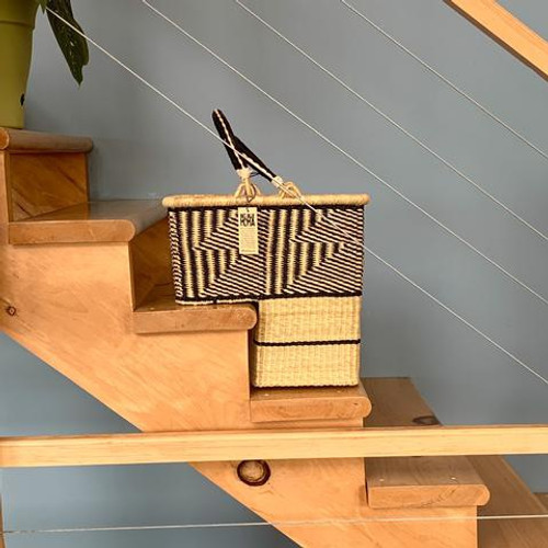 Staircase Baskets