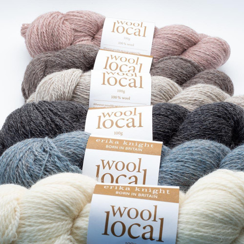 Wool Local - by erika knight