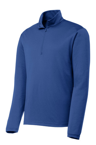Hybrid Gear Men's Moisture Wicking 1/4-Zip Pullover
