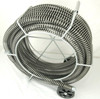 """BLUEROCK 1-1/4"""" Sectional Drain Cleaning 60' Snake Fits RIDGID C11 Cable S200"""