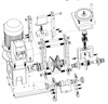 Replacement WS260/Model 60 Feed Roller Assembly