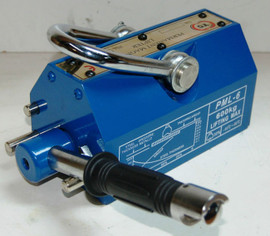 BLUEROCK Magnetic Lifter 600 KG - 1320 Lbs Mag Lifting Magnet