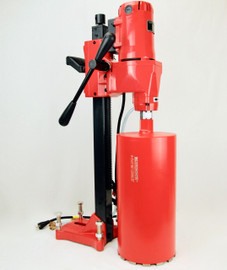 "BLUEROCK 8"" Z1 Concrete Core Drill With Stand"