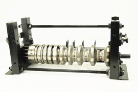 Replacement MWS-808D/PD Lower Roller, Drill Shaft and Side Housings