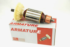 """BLUEROCK Z-1 Replacement Motor Armature (All Model Core Drill Sizes 4"""", 8"""", 10"""", 12"""")"""