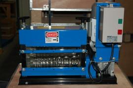 REFURBISHED BLUEROCK MWS-808PMO Motorized Wire Stripping Machine