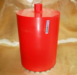 "REFURBISHED BLUEROCK 12"" Diamond WET Coring Bit For Concrete Core Drill"