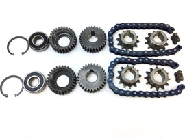 BLUEROCK WS-212/ WS260 Replacement Gear Sprocket and Bearing Kit