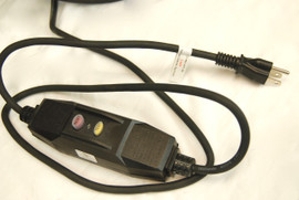 Replacement  Power Cord with GFCI breaker for SDS200 SDS200B & S75