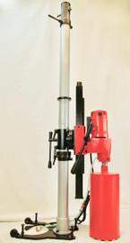 """BLUEROCK 8"""" Z1 TEL Telescoping Stand Concrete Core Drill"""