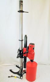 """BLUEROCK 10"""" Z1 TEL Telescoping Stand Concrete Core Drill"""