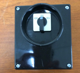 BLUEROCK On/Off Switch and Box for Model S75 Sectional Pipe Drain Cleaner