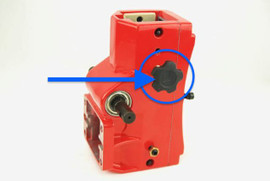 """Z1S and 8"""" Z1 Carriage locking knob Replacement part"""