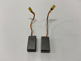 BLUEROCK Pair of 2 Replacement Brushes for Model 40B Polisher & Grinders