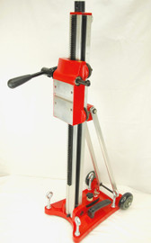 REFURBISHED BLUEROCK Model Z1T/S Vacuum Ready Tilting Stand for 4Z1, 8Z1, 10Z1 & 12Z1 Z1 Concrete Core Drills