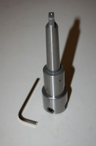 MT2 Weldon Shank for Drill - Use Annular Cutter Broach With Drill Press