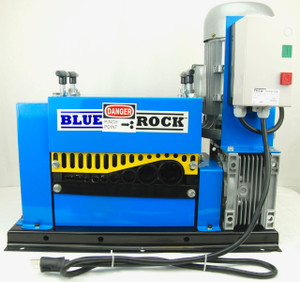 BLUEROCK Model WS-212 Motorized Copper Wire Stripping Machine