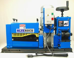 BLUEROCK Model WS260 Motorized Copper Wire Stripping Machine