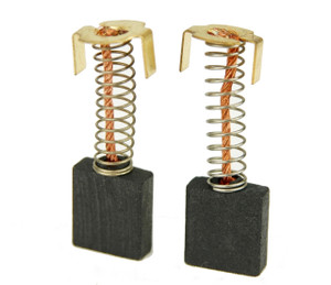 """BLUEROCK Z-1 Pair of 2 Replacement Brushes (All Model Core Drill Sizes 4"""", 8"""", 10"""", 12"""")"""