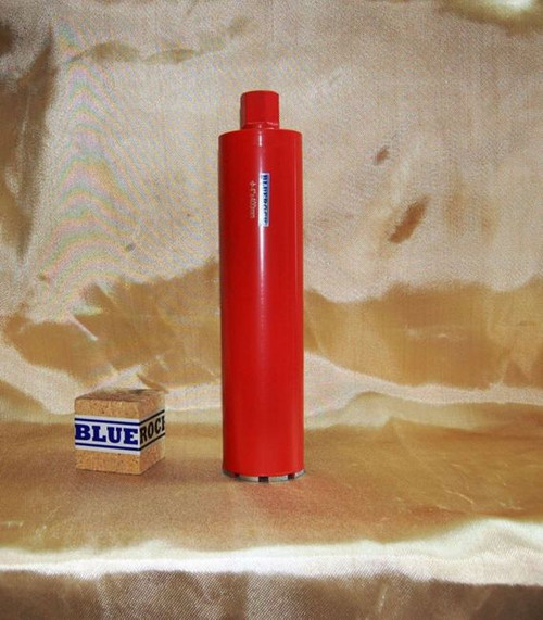 "BLUEROCK 3"" Diamond WET Coring Bit For Concrete Core Drill"