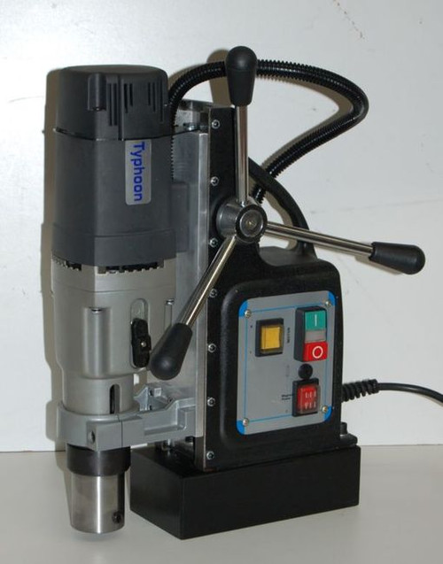 BLUEROCK Model TYP-75 Magnetic Drill - TYPHOON 75 Magnetic Drill