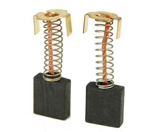 "BLUEROCK Z-1 Pair of 2 Replacement Brushes (All Model Core Drill Sizes 4"", 8"", 10"", 12"")"
