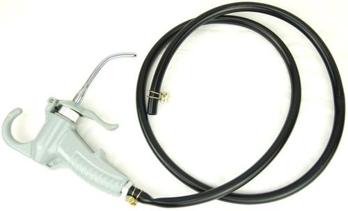 BLUEROCK Hand Oil Pump Gun for Oiler Bucket fits Ridgid® 418 10883 300 700 12R