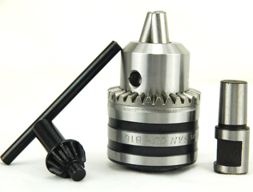 "Refurbished Heavy Duty Mag Drill Chuck - 5/8"" For Magnetic Drill HD - Tapered Adapter"