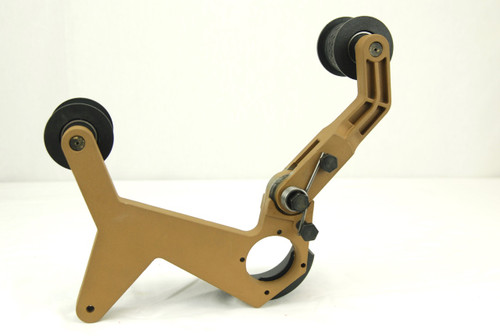 BLUEROCK 40A Replacement Arm Assembly with Secondary Wheels