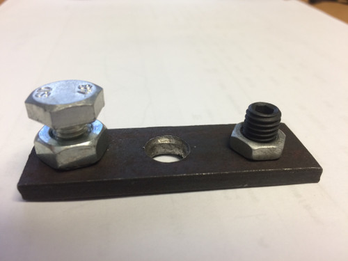 Replacement WS-212, WS260, 930, 945, 945vs Alignment Adjusting Plate and Screws #45