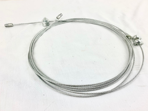 "200"" Extra Long Safety Cable for CG-211c Pipe Threading Machine"