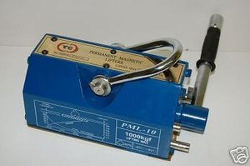 BLUEROCK Magnetic Lifter 1000 KG - 2200 Lbs Mag Lifting Magnet