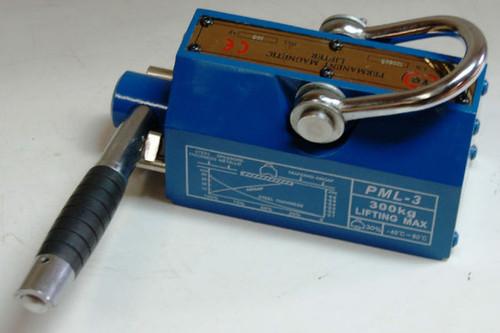 BLUEROCK Magnetic Lifter 300 KG - 660 Lbs Mag Lifting Magnet